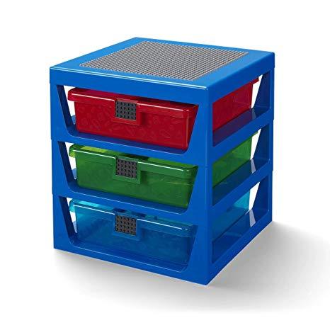 Lego Large Storage Boxes £9.99/ 3 Drawer Build/store Unit £15 - @ Morisons Instore - Plus Lunchboxes / Flasks reduced