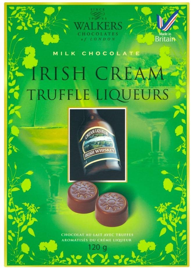 Walkers Teachers Whisky Liqueur Chocolate truffles 120g - 79p Heron