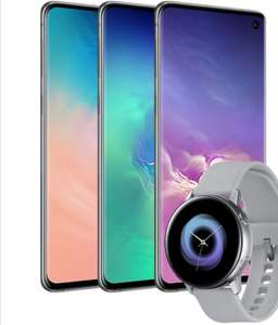 Samsung Galaxy S10 128GB With Free Active Watch + 4GB EE Data - £110 Upfront/£23pm £662 @ Mobiles.co.uk