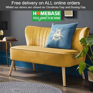 Free Delivery On All Online Orders Homebase - No Min Spend