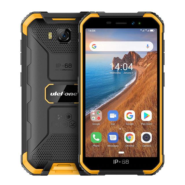 Ulefone Armor X6 IP68 Rugged Waterproof Smartphone 2GB + 16GB £54.10 @ Ulefone / Aliexpress