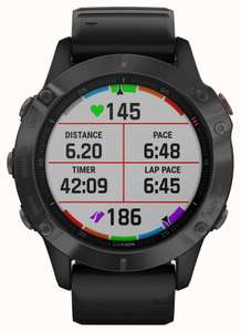 Garmin Fenix 6 Pro Sapphire £595 @ First Class Watches