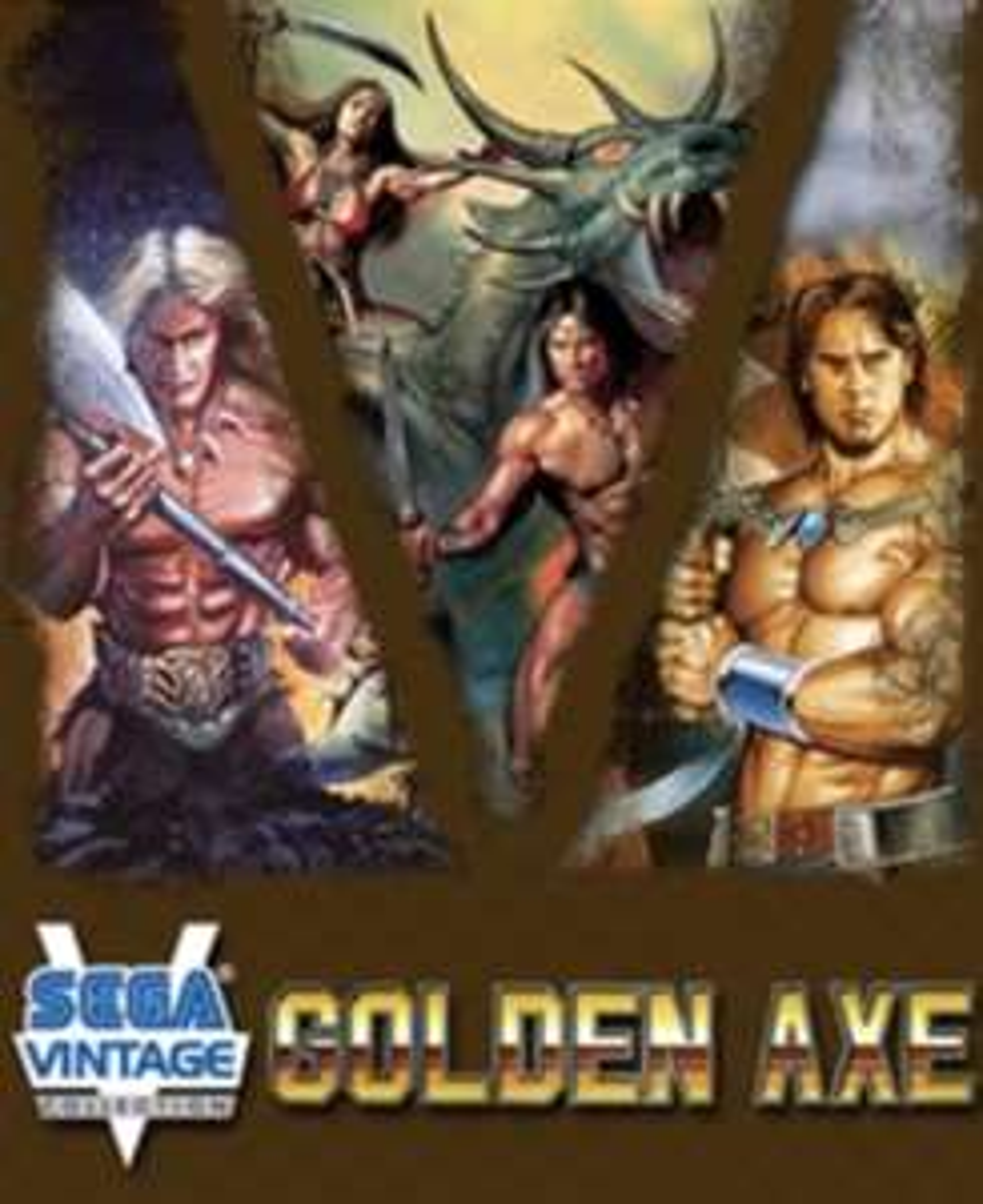 Sega Vintage Collection: Golden Axe (Xbox one/Xbox 360) £3.37 with gold @ Microsoft store
