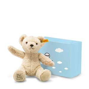 Steiff My First Teddy Bear in Gift Box, Beige. £28.80 Amazon Prime Delivered