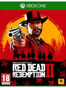 Red Dead Redemption 2 (Xbox One) £19.99 Instore / Tom Clancy's The Division 2 £7.99 Instore (+ £2 for C&C) @ John Lewis & Partners