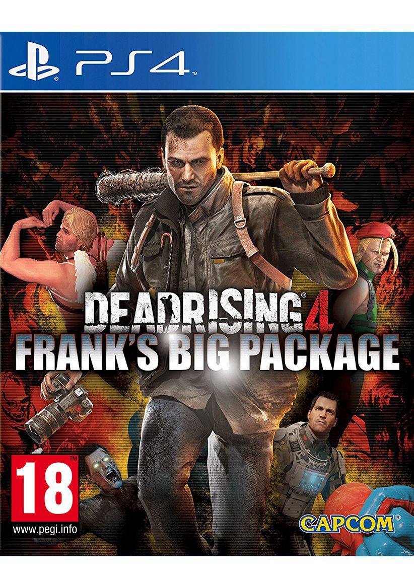 Dead Rising 4: Franks Big Package on PlayStation 4 for £9.99 Delivered @ Simplygames