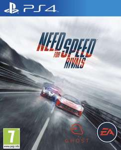Need for Speed Rivals (PS4) £3.99 @ Playstation store