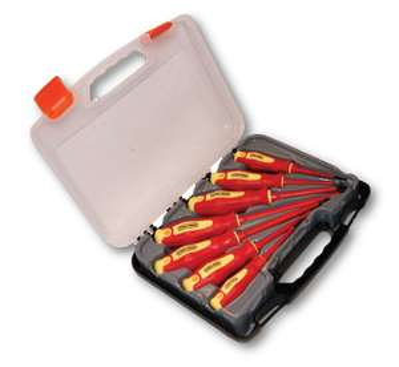 7 piece VDE insulated screwdriver set. £4.99 @ Quality Save