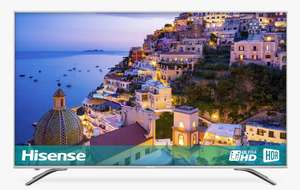 "Hisense 65"" 4K UHD Smart TV H65A6500UK £529 Delivered @ John Lewis & Partners with a 5 year warranty"