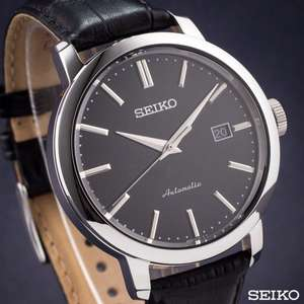 Seiko Unisex Analogue Automatic Watch – SRPA27K1 £153.97 @ Amazon