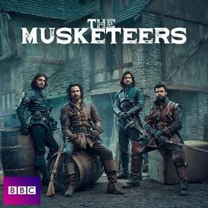 The Musketeers Complete Collection £10.99 @ Google Play