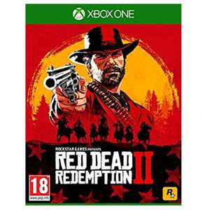 Red Dead Redemption 2 (Xbox One) Free delivery (See description) £19.99 @ Amazon