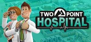 Two Point Hospital (Steam PC) £6.74 with code @ 2Game