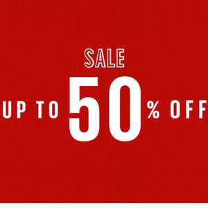 Fat Face sale now live - Up to 50% off - online and in-store