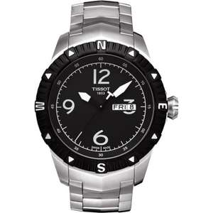 Tissot Mens Analogue Automatic Watch with Stainless Steel Strap £241.23 - Amazon Global Store