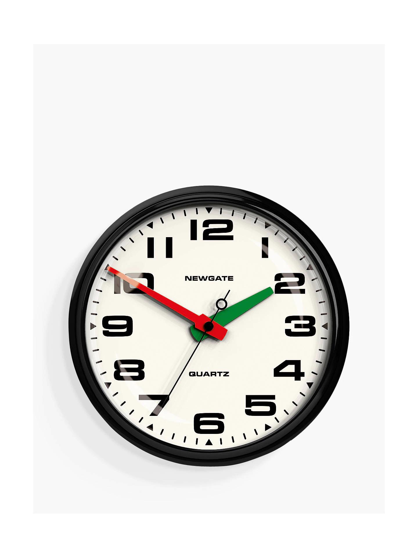Newgate Brixton Clock £66 @ John Lewis & Partners