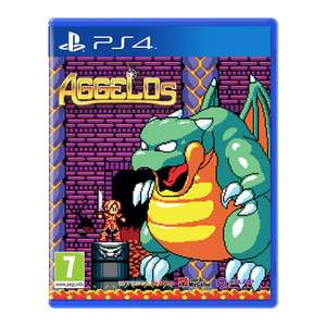 Aggelos / Lock's Quest / Rad Rodgers/ The Raven Remastered PS4 £4.99 Click & Collect@ Game