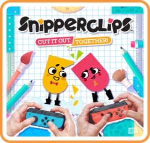 Snipperclips: Cut it out together Download [ Nintendo Switch ] £13.16 @ Shopto