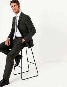 Tailored Fit Italian Suits from £49 @ Marks & Spencer