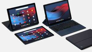£300 off Pixel Slate + free keyboard @ Google Store + 3/10% back in Google Store credit with Google One + GOne trial + 2 years warranty £669