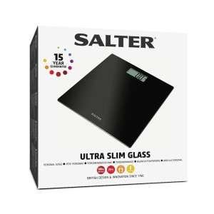 Salter Glass Electronic Personal Scale for £8.99 @ Robert Dyas (Free click and collect)