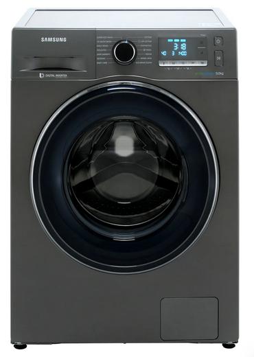10% off Samsung Kitchen Appliances @ AO with code / Eg Samsung ecobubble WW90J5456FC 9Kg 1400rpm Washing Machine Graphite / White £359.10
