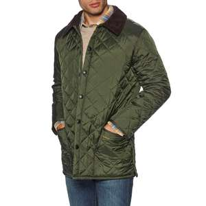 Barbour Liddesdale Quilted Jacket (Olive) - £62.97 delivered from Country Attire