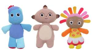 In the Night Garden Cuddly Collectable Triple Pack £10 @ Argos