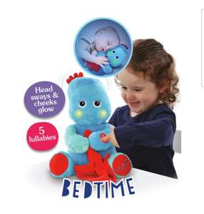 In The Night Garden Sleepy Time Iggle Piggle Plush Soft Toy £15 @ Argos