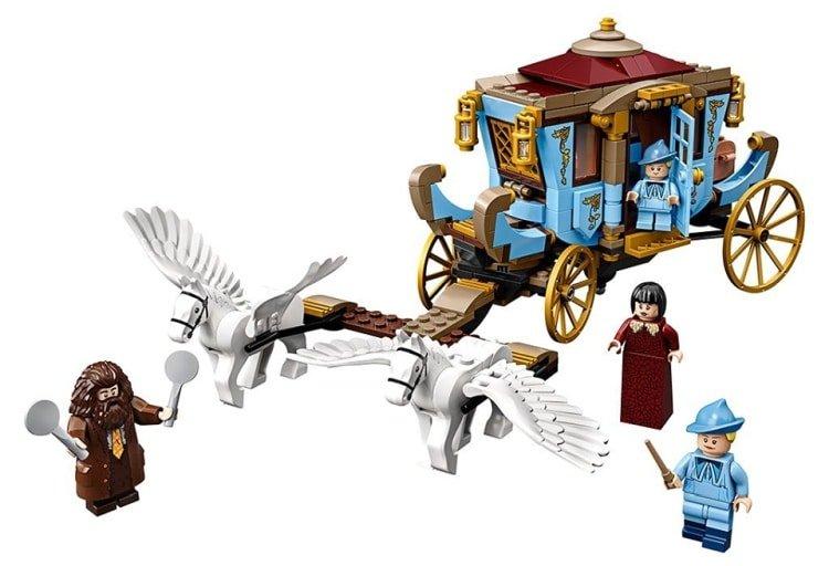 Various LEGO Harry Potter sets half price @ Hawkins Bazaar Instore & Online