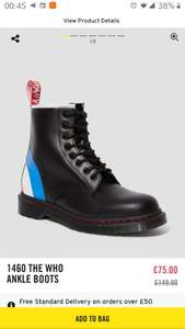 Doc Martens sale now on up to 50% off