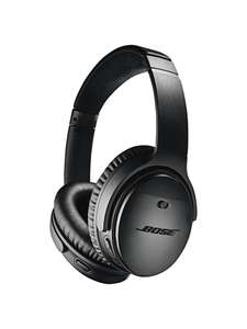Bose QuietComfort 35 (Series II) Wireless Noise Cancelling Headphones Black/Silver £219 Delivered @ John Lewis & Partners