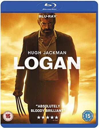 Logan Blu-Ray - Amazon £4.99 (Prime) / £7.98 (non Prime) at Amazon