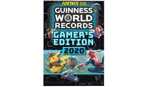 The Guinness World Records Gamer's Edition 2020 £1.99 @ Argos (Free C&C)