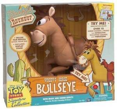 Toy Story SIGNATURE COLLECTION Bullseye £36.39 @ Amazon