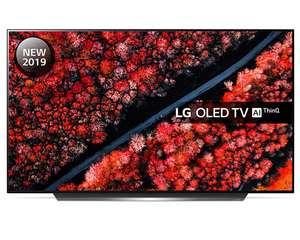 "LG OLED55C9PLA (2019) OLED HDR 4K Ultra HD Smart TV, 55"" with Freeview Play/Freesat HD, Dolby Atmos + 5 Year Guarantee £1149 PRC Direct"