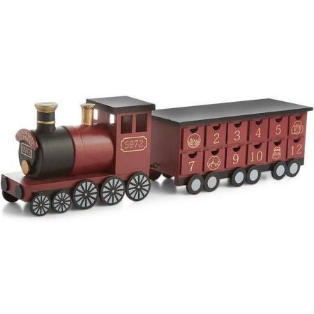 Harry Potter Wooden Hogwarts Express Advent Train £7 Primark