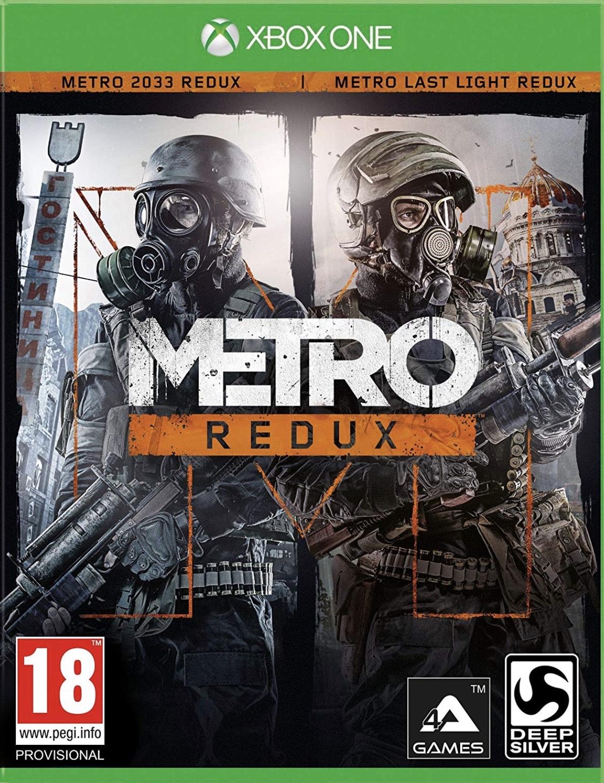 Metro Redux Bundle (Xbox one) £4.79 with gold @ Microsoft store