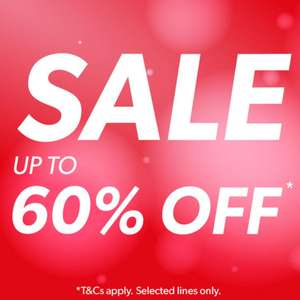 New Look Christmas Sale up to 60% Off