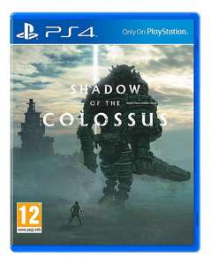 Shadow of the Colossus [PS4] (UK/Arabic) for £9.50 Delivered @ Coolshop