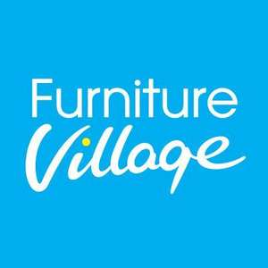 FREE Delivery Today Only @ Furniture Village. Normally £60. No Voucher Required