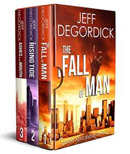 Zombie Apocalypse Series Books 1-7 by Jeff DeGordick FREE on Kindle @ Amazon