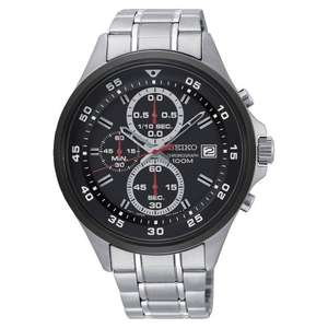 Seiko watches on offer - Up to 50% off, starting from £59.99 at Argos