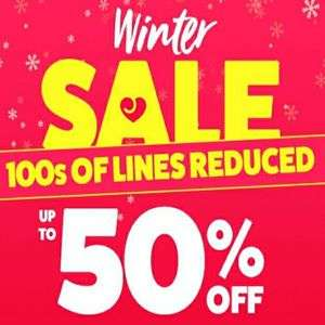 Lovehoney winter sale upto 50% Off + £5 off w/ account creation + 20% student discount