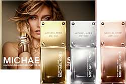 Michael Kors Gold Collection Gift Set 3 x 30ml after code for £34 - Escentual
