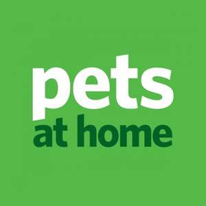 50% off selected pet accessories at Pets at Home