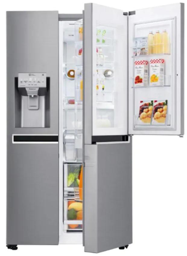 LG GSJ961PZVV Instaview Door-In-Door Amercian Fridge Freezer in Stainless Steel, Ice/Water Non-Plumbed £999 delivered @ Sonic Direct
