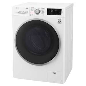 LG Steam F4J610WS 10 kg 1400rpm Washing Machine, 5 Year Warranty - White £384 with code / Graphite F4J610SS £399 delivered @ Hughes Direct