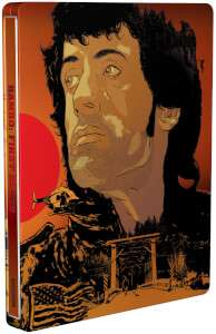 Rambo: First Blood Part II - Zavvi Exclusive (Blu-Ray & 4K Ultra HD) - Steelbook - £11.99 / £13.98 delivered @ Zavvi