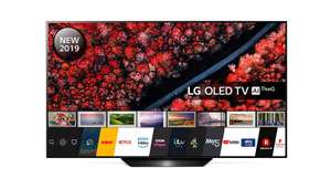 LG Electronics OLED65B9PLA 65-Inch UHD 4K HDR Smart OLED TV with Freeview Play - Black colour (2019 Model) - £1487.67 @ Amazon